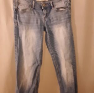 Hollister bootcut Lowrise jeans size 5